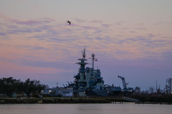 USS North Carolina  thumbnail