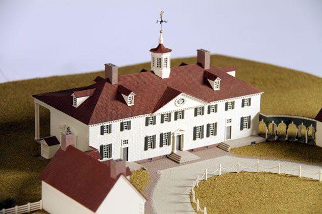 Mount Vernon Alexandria