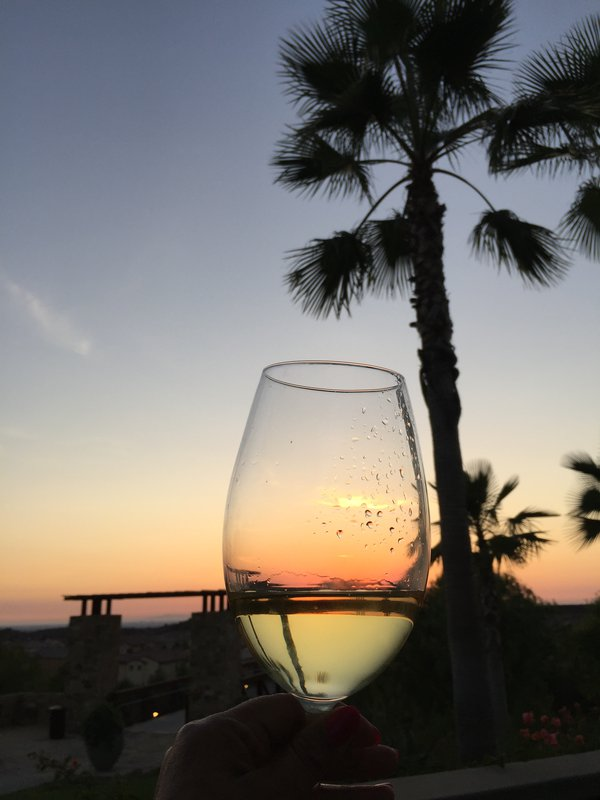 Sunset In A Glass thumbnail