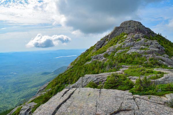 Summit of Mount Chocorua, New Hampshire thumbnail