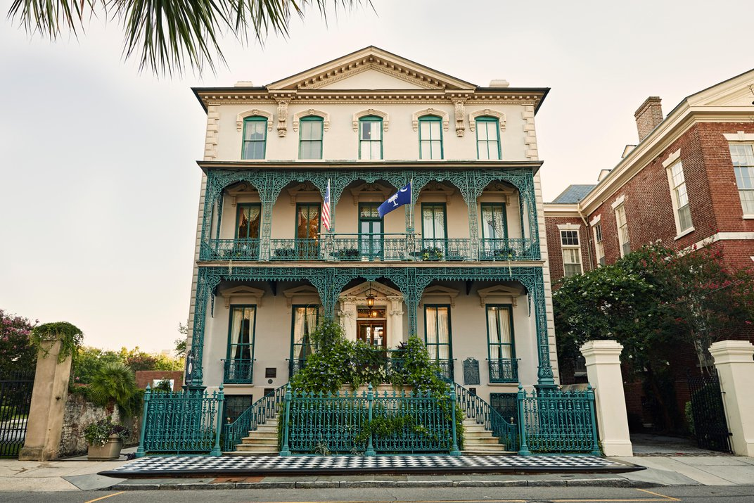 Explore Five Stunning Hotels with History in Charleston