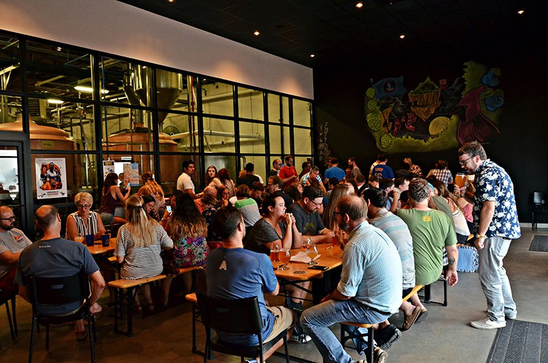 Are Craft Breweries the Next Coffeehouses?