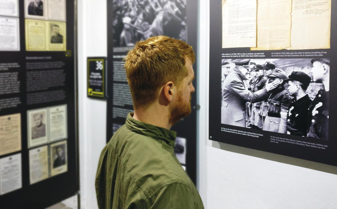 Berlin Exhibit Confronts Hitler's Rise to Power