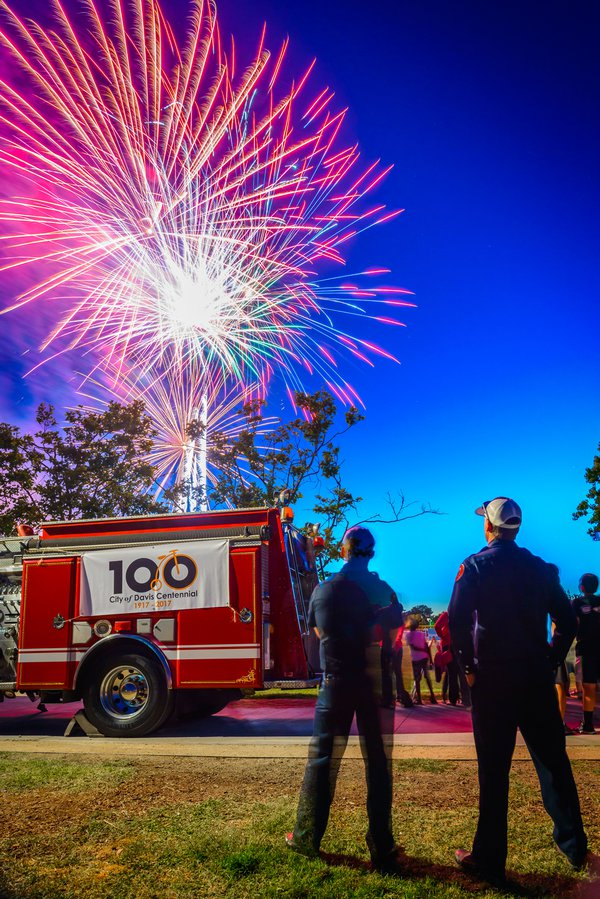 Centennial Celebration - Davis, California thumbnail