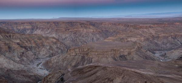 Fish River Canyon Panorama_Namibia thumbnail