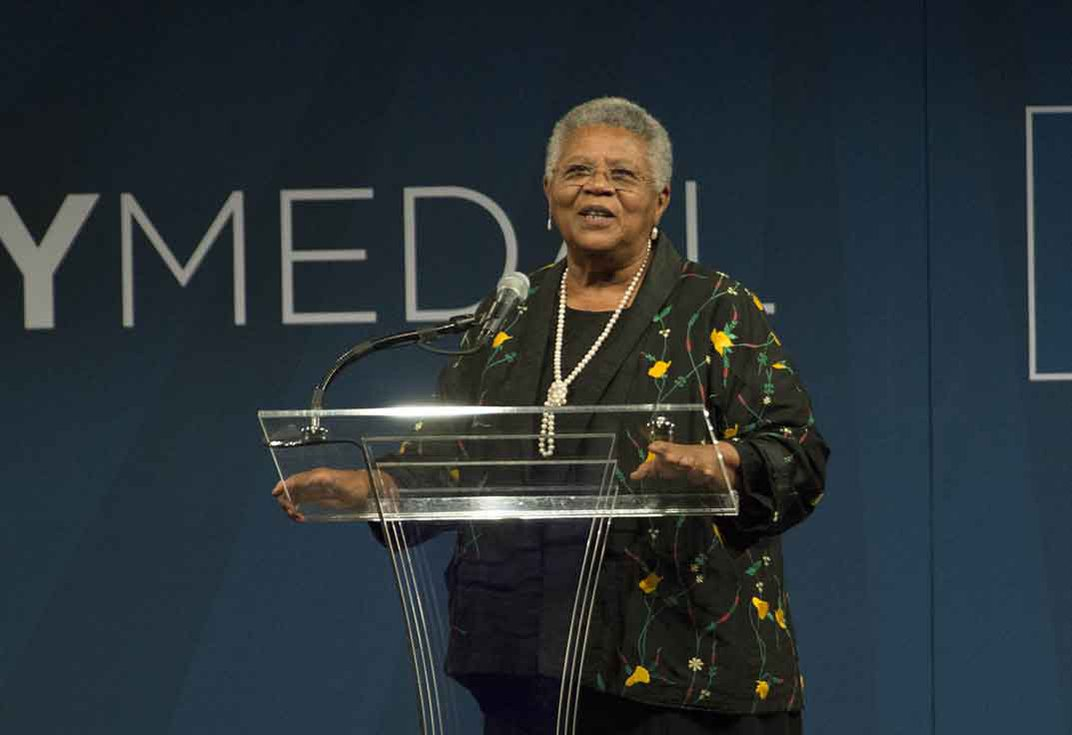 A Member of the Little Rock Nine Discusses Her Struggle to Attend Central High