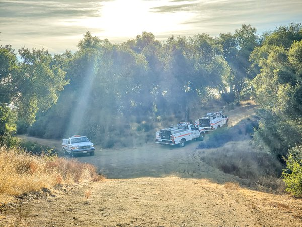 Mountain wildfire training patrol thumbnail