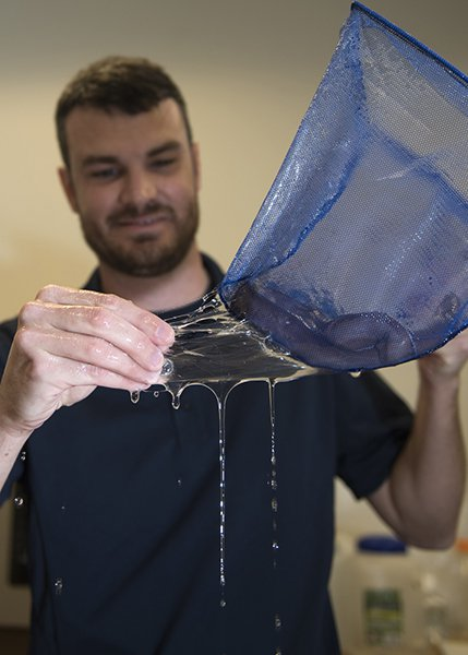 If We Can Get Past the Ickiness, Hagfish Slime May Actually Be Useful to Us