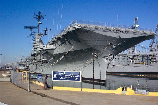 USS Hornet Sea, Air & Space Museum