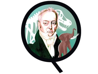 James Smithson was the Smithsonian's founding donor, bequeathing approximately one ton of gold British sovereigns.