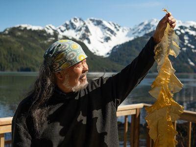 Dune Lankard is embracing a method called regenerative ocean farming.