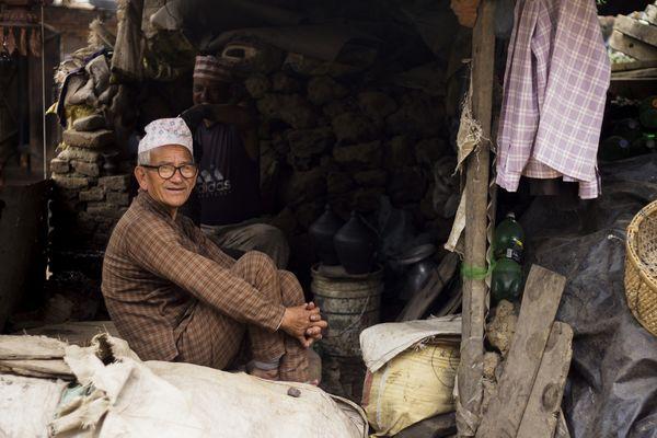 A well dressed Nepali gentleman thumbnail