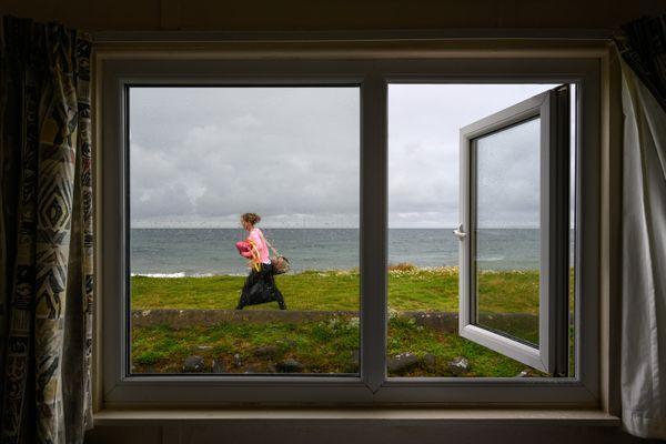 Window to the sea thumbnail
