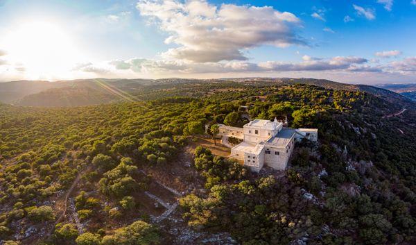 Deir Al-Mukhraqa Carmelite Monastery, Israel thumbnail