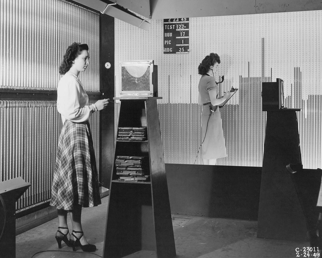 The Gendered History of Human Computers