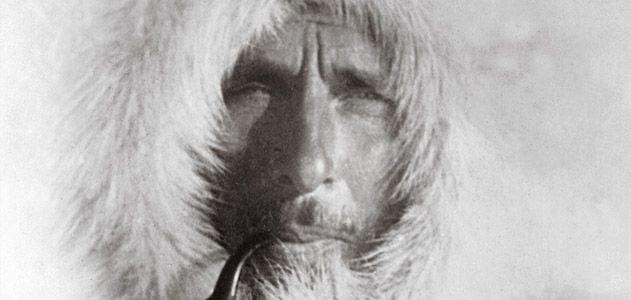 Alfred Wegener, in Greenland