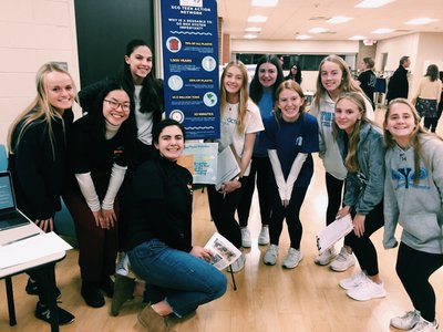 The Global Co Lab Network and Smithsonian Conservation Commons partnered to create the Eco Teen Action Network to empower teens locally and globally to address the United Nations Sustainable Development goals and Earth Optimism.