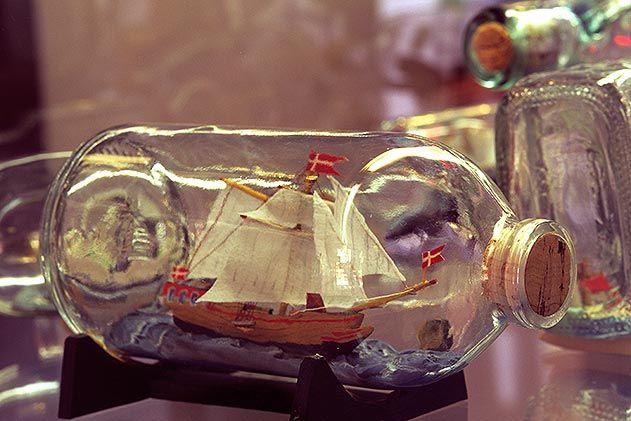 Danish bottleship