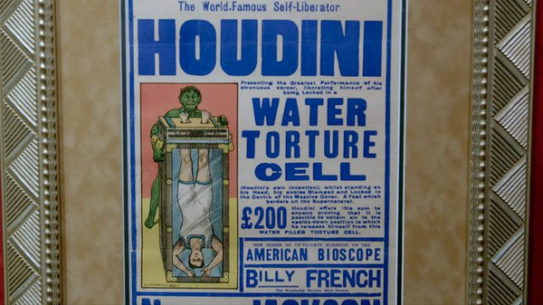 Preview thumbnail for This Dangerous Trick Wowed Houdini's Fans
