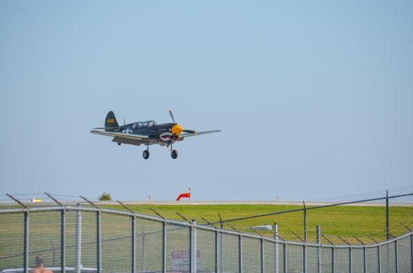 P-40 landing thumbnail