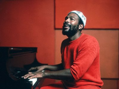 """""""What's Going On"""" was a turning point for Marvin Gaye."""