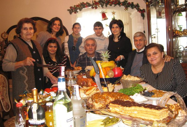 Armenian New Year Celebration thumbnail