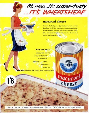 A Brief History of America's Appetite for Macaroni and Cheese