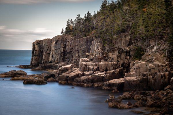 Otter Cliffs Acadia National Park thumbnail