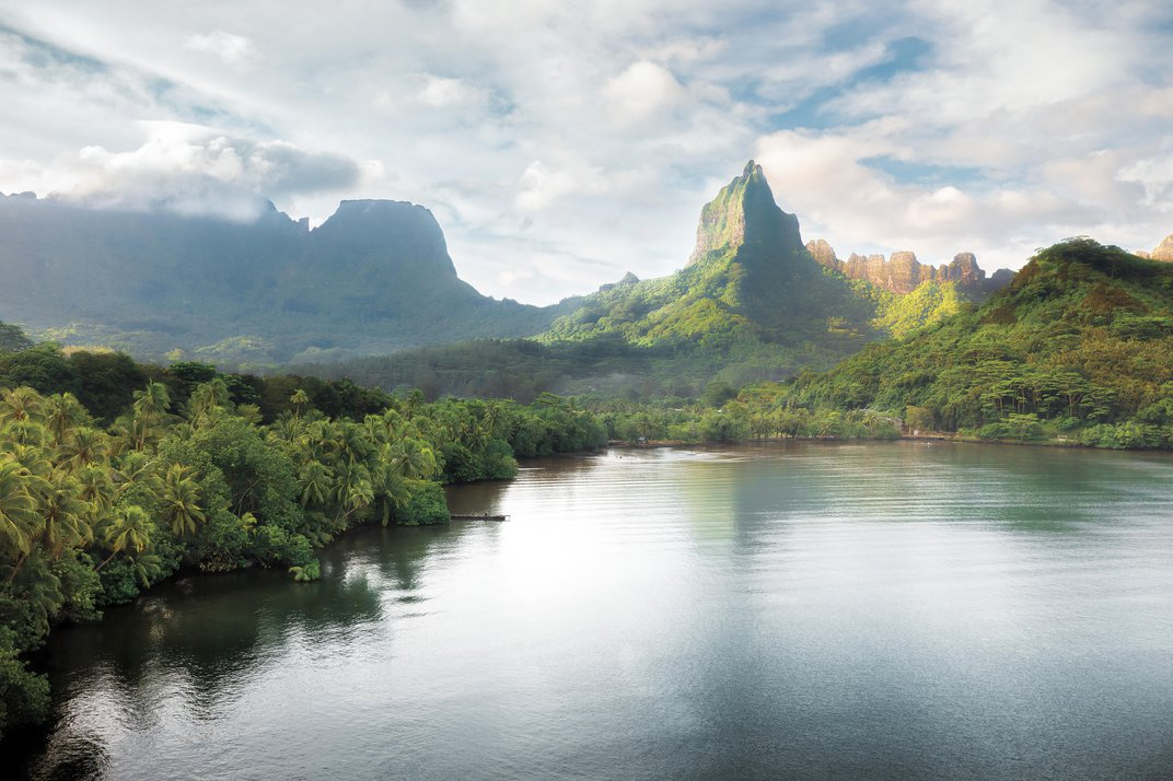 How a Voyage to French Polynesia Set Herman Melville on the Course to Write 'Moby-Dick'