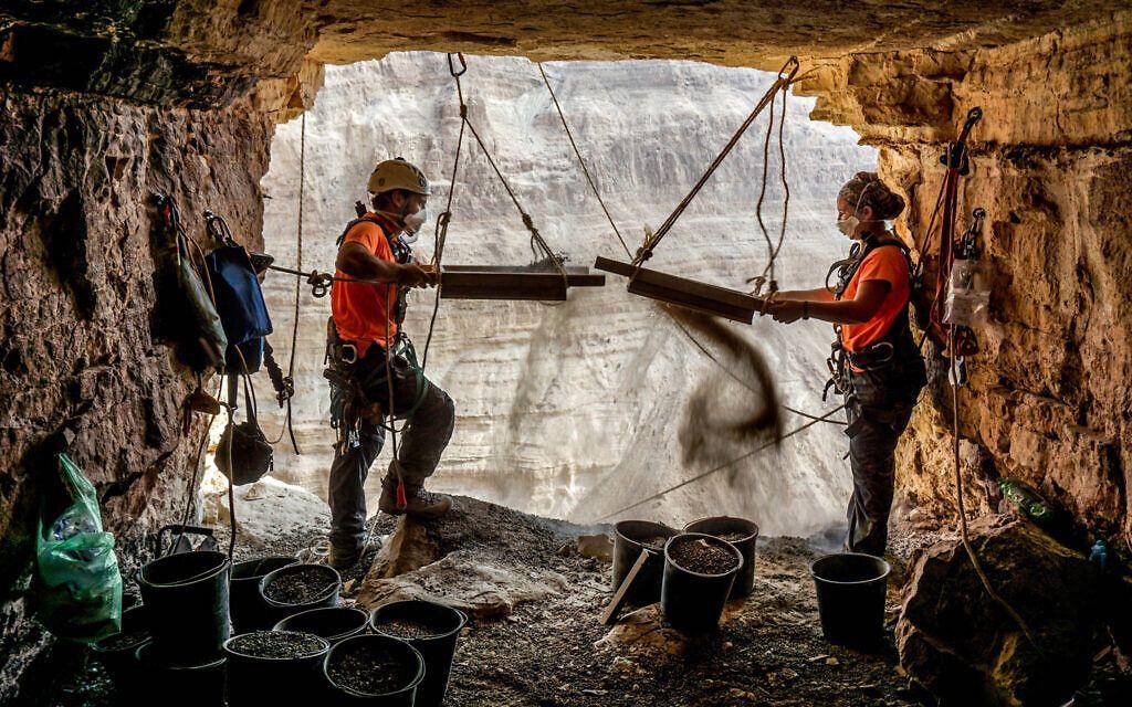 Dozens of Dead Sea Scroll Fragments Found in Israeli Cave