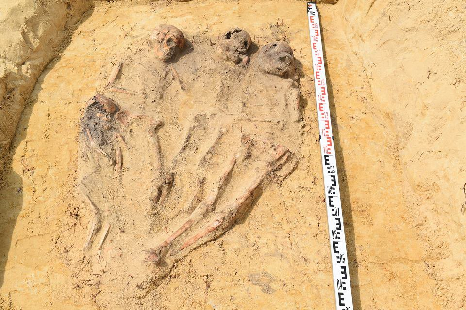 Archaeologists Unearth 16th-Century Children's Cemetery in Poland