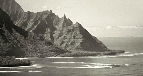 Makana Mountain, Honolulu