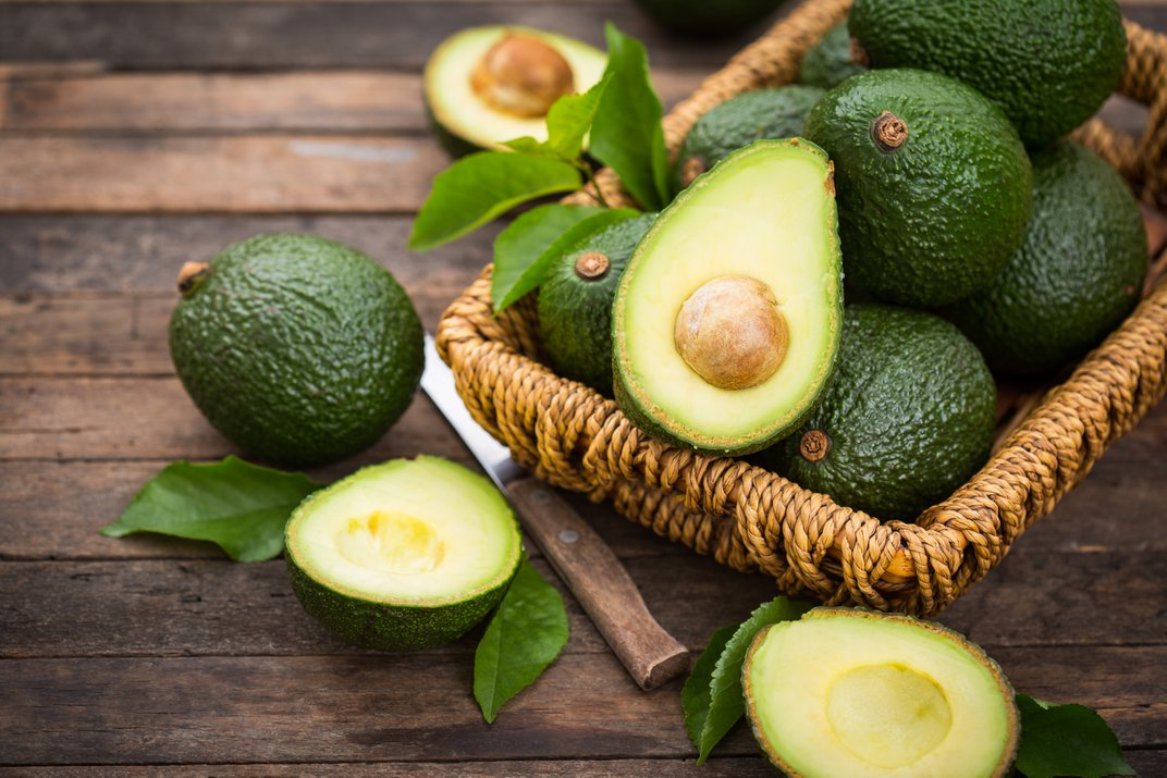 Image of an avocado