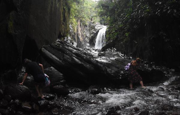 Cachoeira do Cirenaica em Treviso SC thumbnail