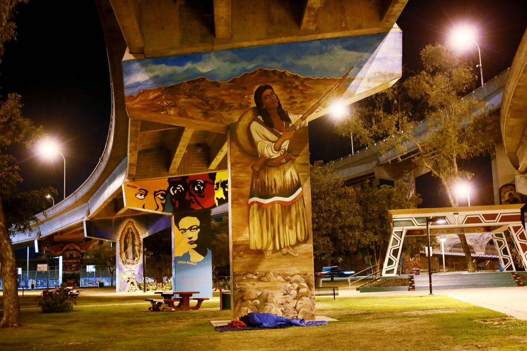 Fifty Years Ago, Fed Up With the City's Neglect, a San Diego Community Rose Up to Create Chicano Park