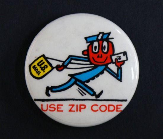 Mr. Zip and the Brand-New ZIP Code