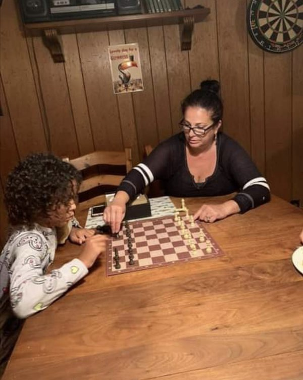 Playing chess with Ava thumbnail