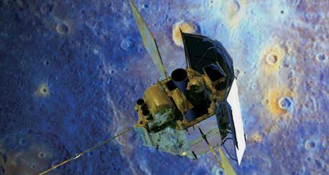NASA's MErcurcy Surface