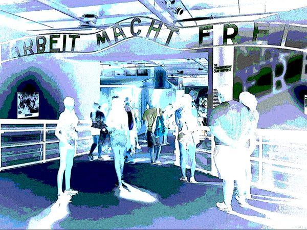 Arbeit Macht Frei - Work sets you free thumbnail
