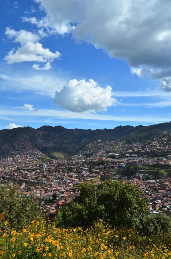 Overlooking Cusco. thumbnail