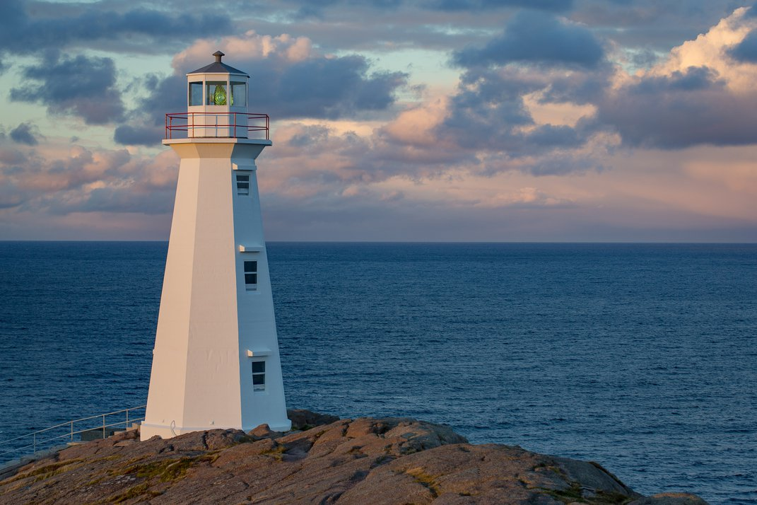 Cape Spear, in Newfoundland, is the nearest point in North America to Europe.