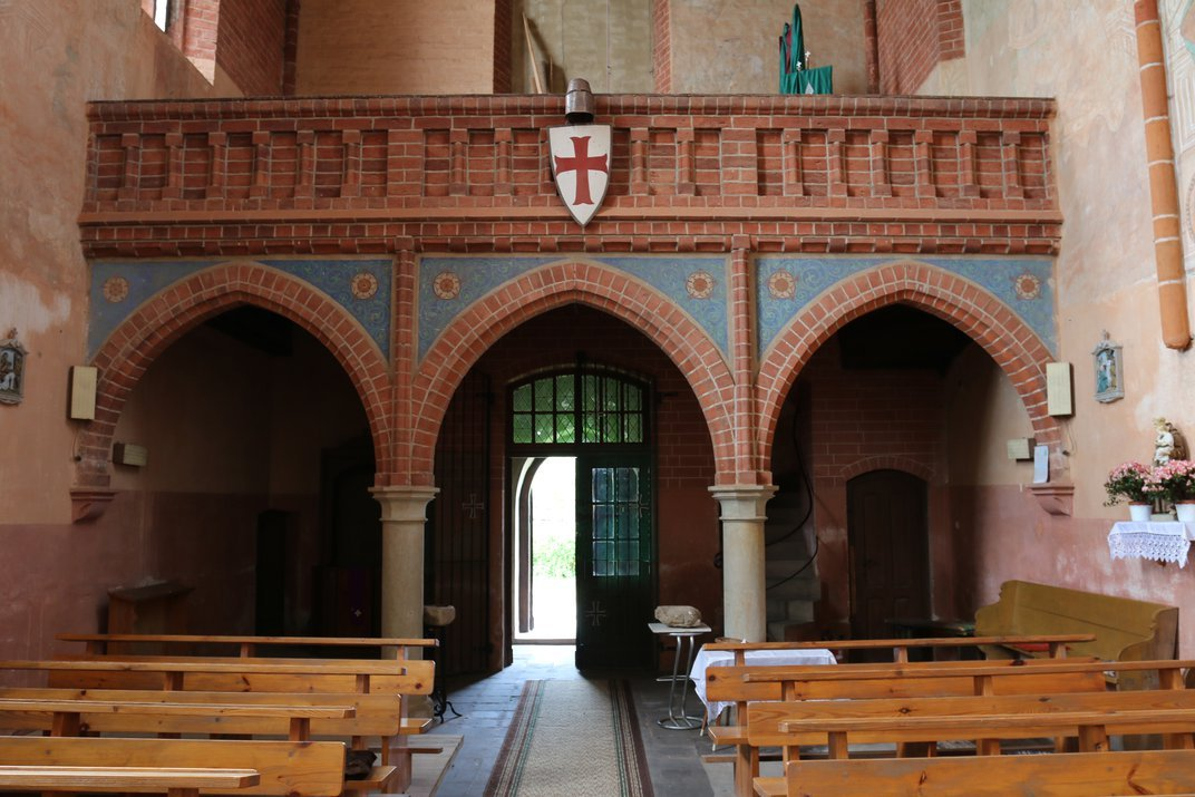 Crypts, Tunnel Discovered Beneath Knights Templar Chapel in Poland