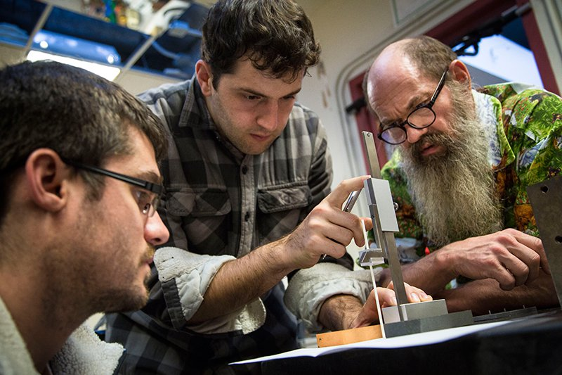 When Doctors Need New Medical Tools, These Students Are Up To the Challenge