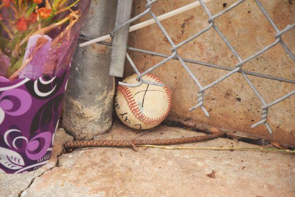 A Baseball of Remembrance thumbnail