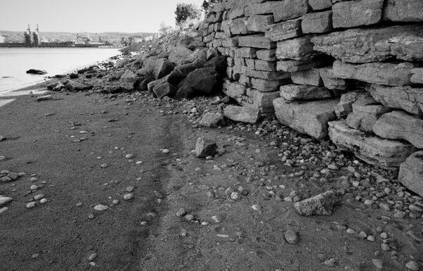 Beach at Saguenay thumbnail