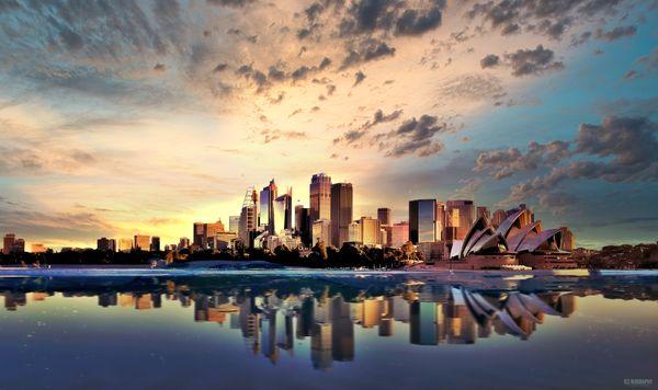 Sydney Sunset Symphony thumbnail