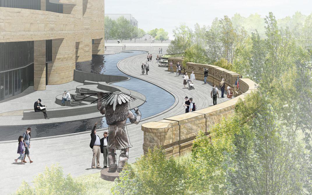This Innovative Memorial Will Soon Honor Native American Veterans