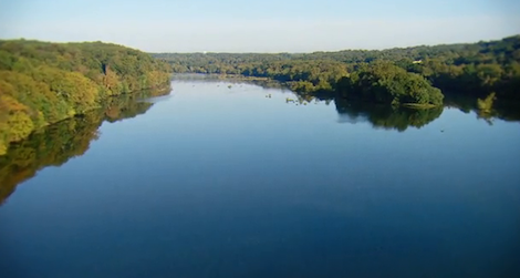 The Potomac is the setting of filmmaker Alexandra Cousteau's documentary about managing urban waterways.