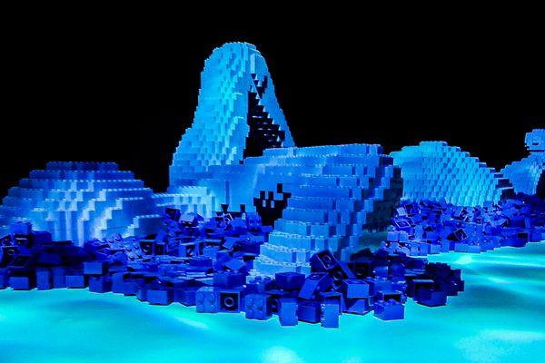 Lego Swimmer thumbnail