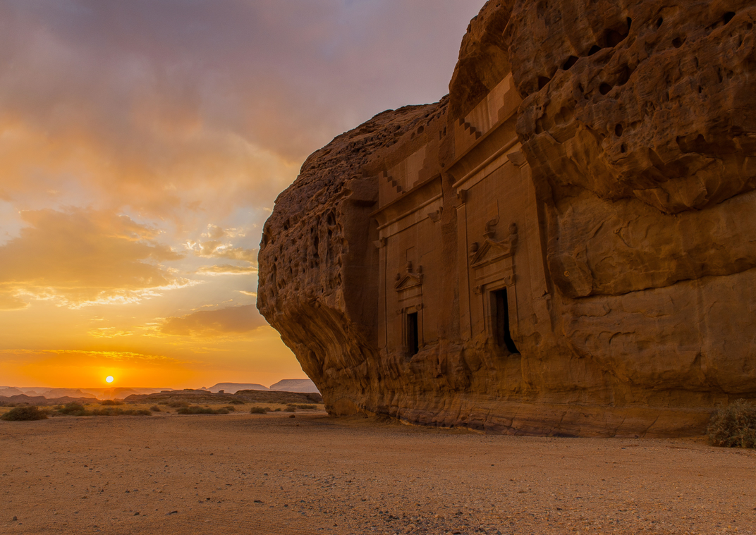 Hegra, an Ancient City in Saudi Arabia Untouched for Millennia, Makes Its Public Debut